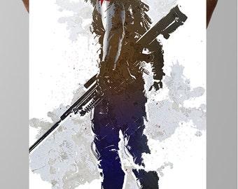 Bucky Barnes, The Winter Soldier, Marvel Universe