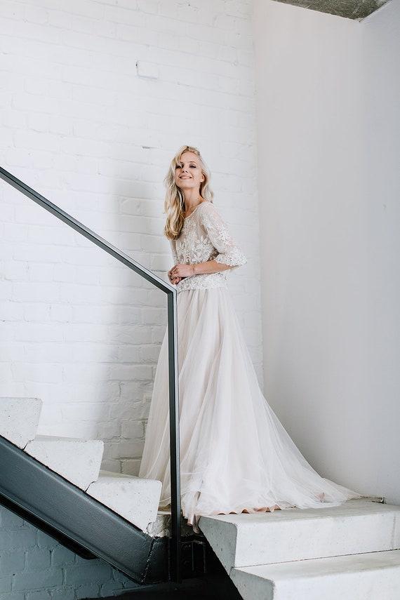 Schön Hochzeitskleid Zurück Ideen - Brautkleider Ideen - cashingy.info