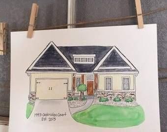 Custom Home Painting