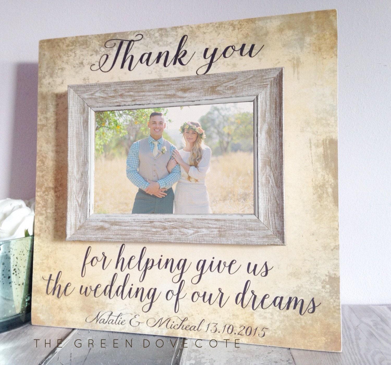 Eltern Hochzeit Geschenk Hochzeitsgeschenk für Eltern die