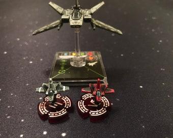 Imperial Xwing Mini Target Locks