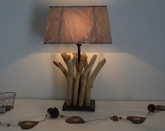 perfect for a bedroom or a living inside lamp