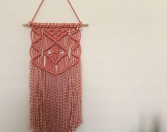 Macrame Pattern / Macrame Wall Hanging Pattern / Macrame Patterns / DIY / Wall Hanging