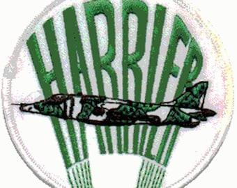 Aviation Patch Harrier badge Royal Navy VTOL