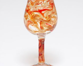Handblown Wine Glasses