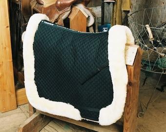 Royal Merino Wool Saddle Blanket