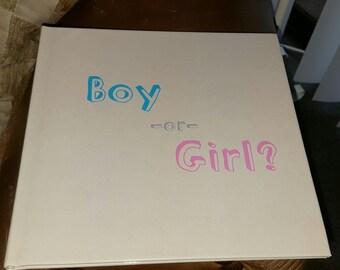Baby Gender Prediction Book