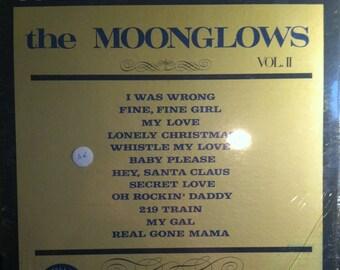 The Moonglows Collectors Showcase Vol. II Sealed Vinyl Doo Wop Rock Record Album