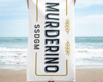 Murderino SSDGM My Favorite Murder Towel