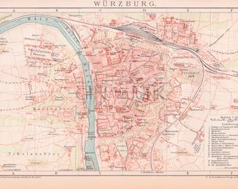 Wurzburg Etsy