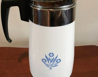 Vintage Corningware French Press
