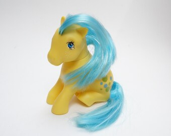 My little pony vintage, vintage my little pony, mlp Italian pony Bubbles Italy G1
