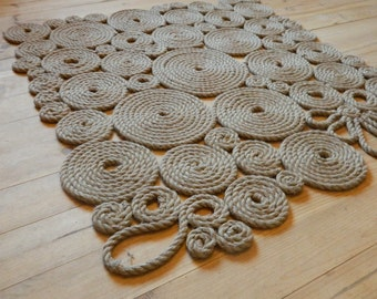 Rustic carpet, Rustic rug, Rustic style