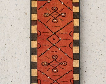 iPhone Cover(all models) - African  Mud Cloth Design - Samsung Galaxy  models & more - Abstract Design