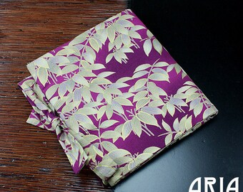 TRIFOLD WRAP: Tri-fold Tool, Bead and Jewelry Wrap - Handmade by Kan Designs in Japanese Print Fabrics - (TWM-032)