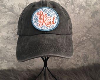 Be Kind kids hat