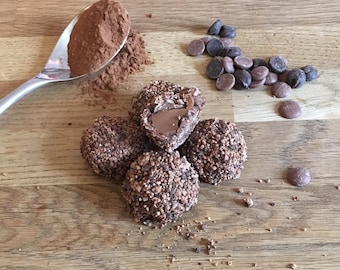 Chocolate Making Kits - Salted Caramel Chocolate Truffles