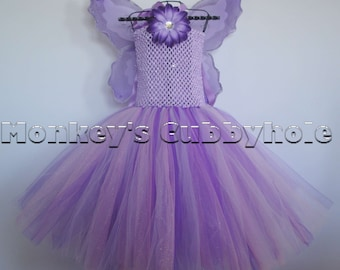 Fairy God Mother Tutu Dress