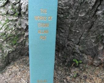 1800's Works of Edgar Allan Poe Vol. I - University of VA Edition