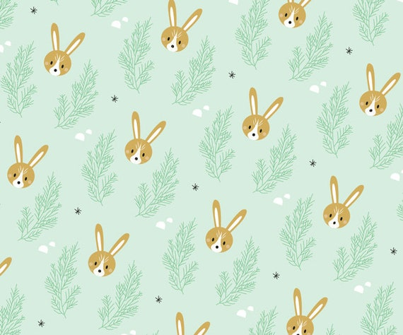 Printable bunny pattern a3 a4 easter bunnies gift wrapping printable bunny pattern a3 a4 easter bunnies gift wrapping paper scrapbook diy crafting activities printables instant download negle Image collections