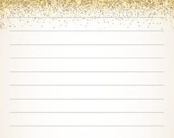 All Is Calm, All Is Bright Premium Magnetic Notepad