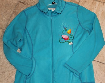 Fleece Jacket with String of Lights--- ONLY 2 Left!