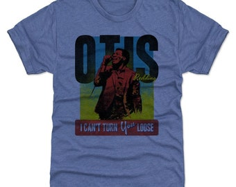 Otis Redding Shirt | Soul Music | Men's Premium T Shirt | Otis Redding Retro R