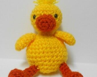 Just Ducky Crochet Pattern