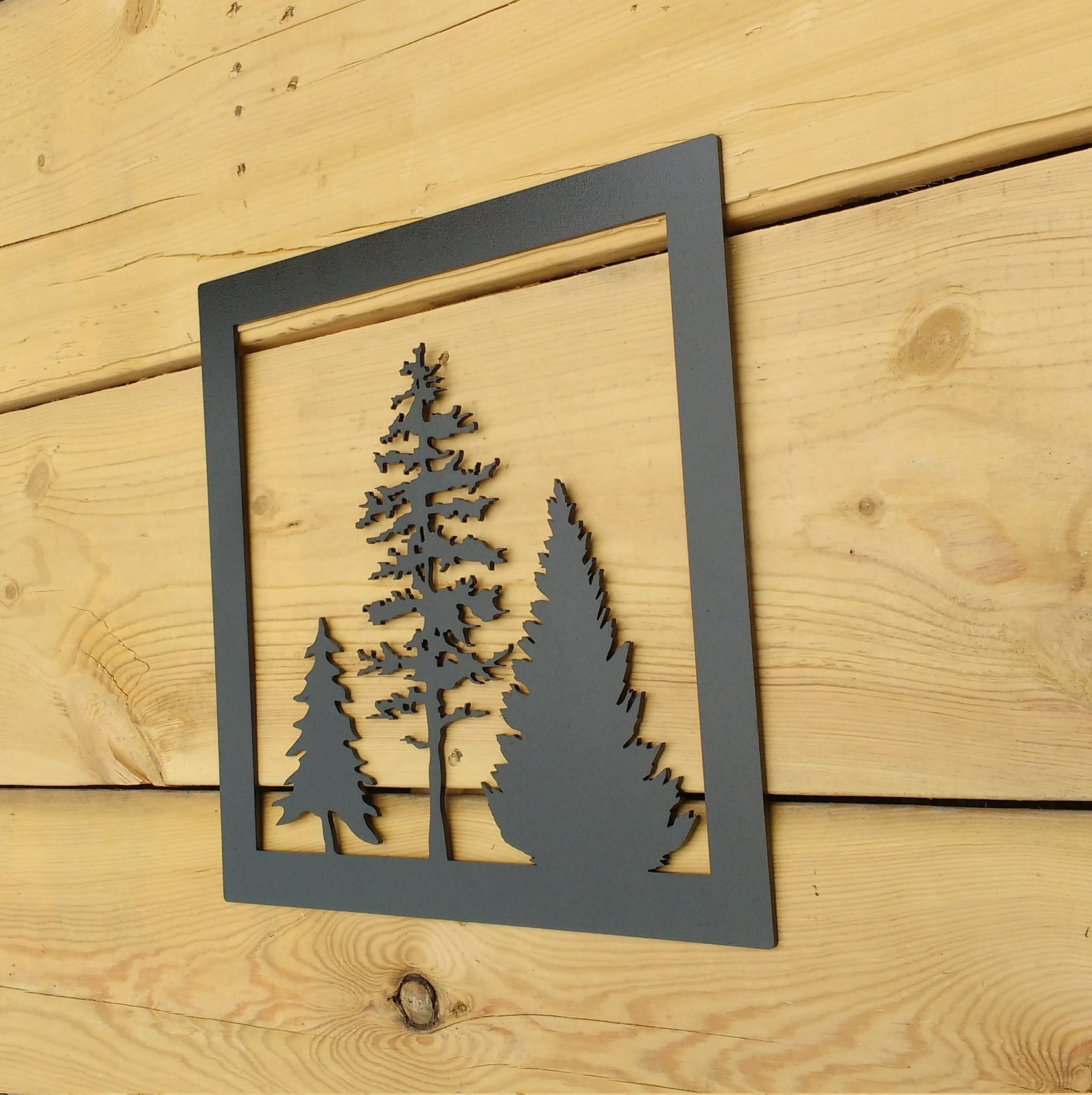 Attractive Wooden Tree Wall Art Ideas - The Wall Art Decorations ...