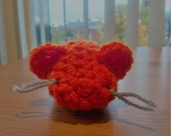 Amigurumi Rat : Roberto the romantic rat amigurumi pattern amigurumipatterns