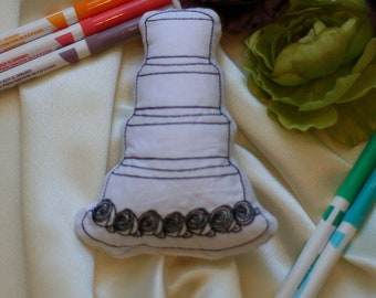 Wedding Favor for Kids Gift for Flower Girl Wedding Cake