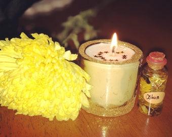 Oshun candle