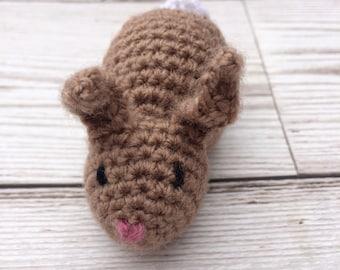 Easter Rabbit - Catnip Cat Toy - Crochet Rabbit - Cat Toy - Easter Gift - Easter Bunny - Easter Cat Toys - Catnip Toys - Handmade Toys