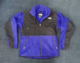 The North Face fleece jacket vtg made in usa