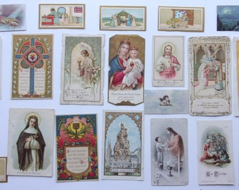 set of 21 images pious ref.  760