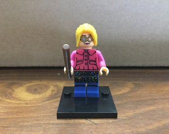 Luna Lovegood Harry Potter Custom Minifigure Set Building Block minifigures Hogwarts