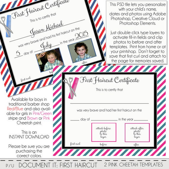 haircut certificate goal blockety co
