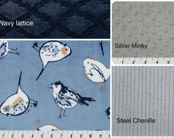 Weighted Blanket, Adult, Minky Weighted, Child, Lap pad, Weighted Throw, Glass bead option, Weighted Throw, to Twin, Insomnia 3 -27 lbs