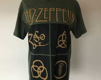 Led Zeppelin Distressed Shirt
