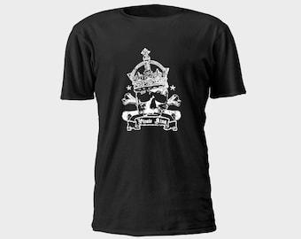 Mens Pirate T-Shirt - Pirate King
