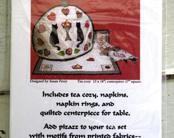 Story Quilts A Cozy Teatime Pattern
