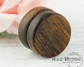 Fake Magnetic Plug Illusion Fake Plugs magnetic Earstuds wooden fake plugs illusion piercings
