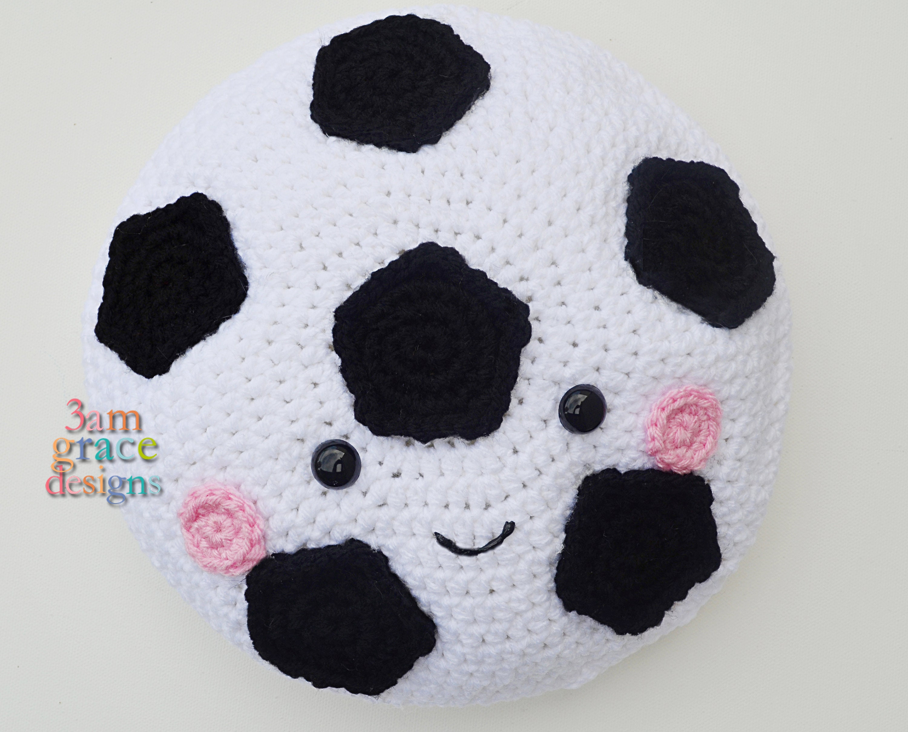 Enchanting Soccer Ball Knitting Pattern Picture Collection - Sewing ...
