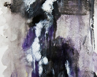 Abstract acrylic painting fine art print SP No.24 / download file /.