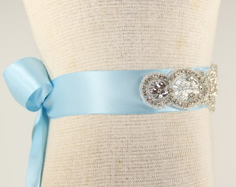 BRIDAL BELT / SASH