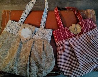 Purse, Handbags, Shabby Chic, Hobo