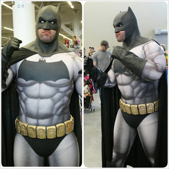 Frank miller batman suit costume cosplay dark knight returns solutioingenieria Image collections