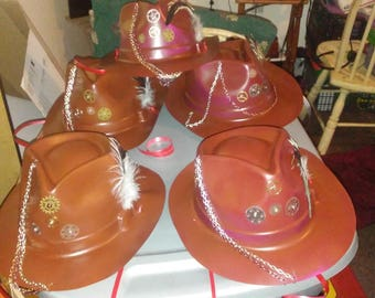 Steampunk Kiddie Hats