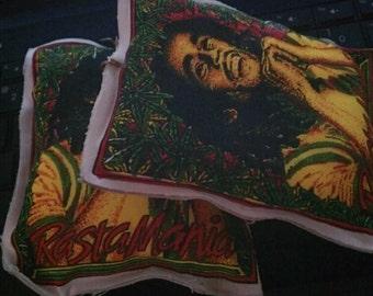 Bob Marley Pillow earrings