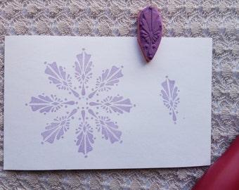 Decorative Rubber Stamp